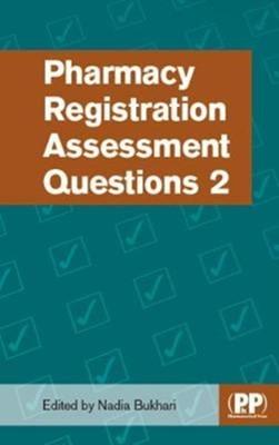 Pharmacy Registration Assessment Questions 2  9780857113269