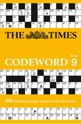 The Times Codeword 9 The Times Mind Games 9780008241247