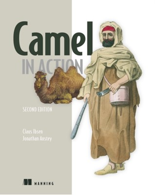 Camel in Action, Second Edition Jonathan Anstey, Claus Ibsen 9781617292934