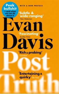 Post-Truth Evan Davis 9780349123790