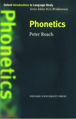 Phonetics Peter Roach 9780194372398