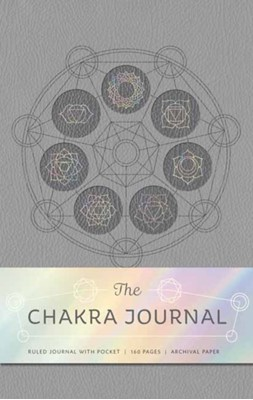 The Chakra Journal Insight Editions 9781683834137
