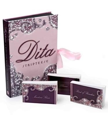 Dita: Stripteese Sheryl Nields, Dita Von Teese 9780061763113