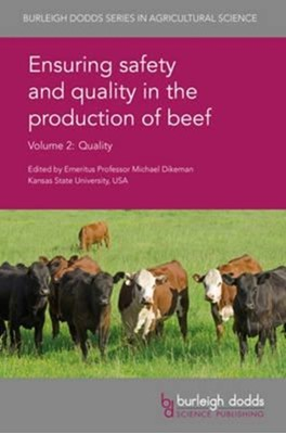 Ensuring Safety and Quality in the Production of Beef Volume 2  9781786760609