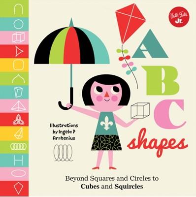 Little Concepts: ABC Shapes  9781633225145