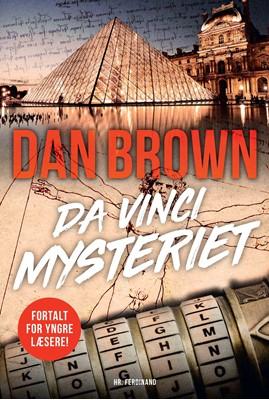 Da Vinci mysteriet Dan Brown 9788740042009