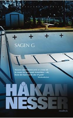 Sagen G Håkan Nesser 9788770532877
