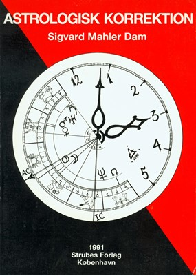 Astrologisk Korrektion Sigvard Mahler Dam 9788792289063
