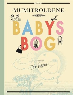 Mumitroldene - Babys bog  9788711900468