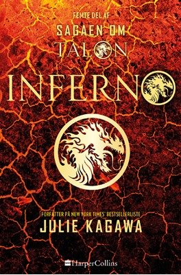 Inferno Julie Kagawa 9788771914344