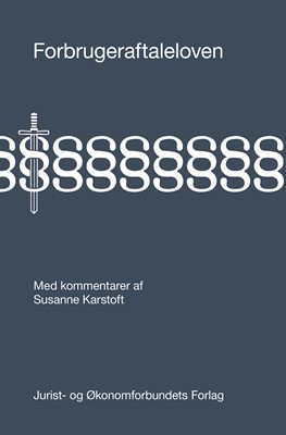 Forbrugeraftaleloven Susanne Karstoft 9788757433029