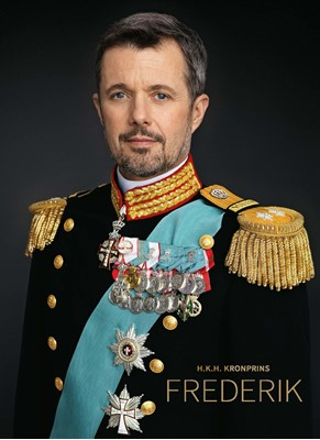 H.K.H. Kronprins Frederik  9788711699386