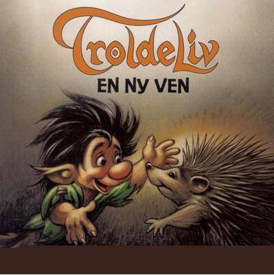 TROLDELIV - En ny ven Sissel Bøe, Peter Madsen 9788771658637