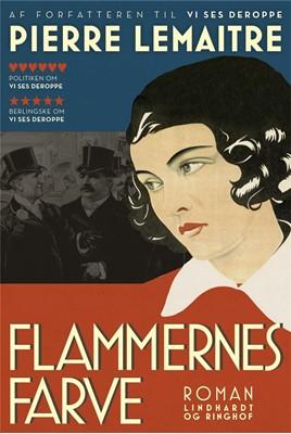 Flammernes farve Pierre Lemaitre 9788711694916