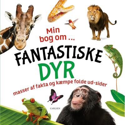 Min bog om fantastiske dyr  9788711903681