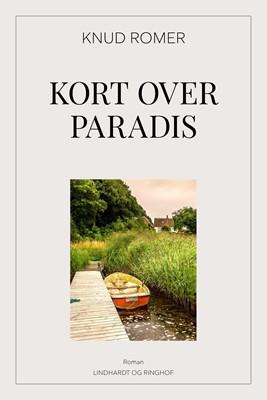 Kort over Paradis Knud Romer 9788711901311