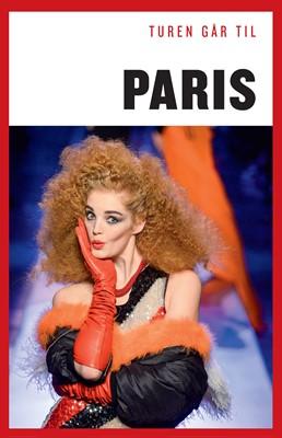 Turen går til Paris Aske Munck 9788740025347