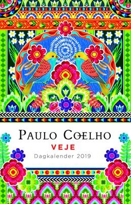 2019 Årskalender, Paulo Coelhoe Paulo Coelho 9788771163124