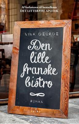 Den lille franske bistro Nina George 9788771163193