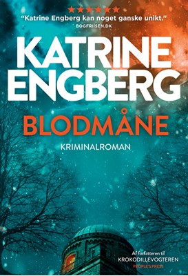Blodmåne PB Katrine Engberg 9788772003849