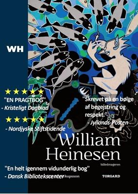 William Heinesen, billedmageren Bárður Jákupsson 9788792286956