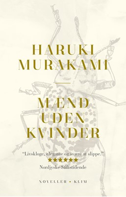 Mænd uden kvinder PB Haruki Murakami 9788772042268