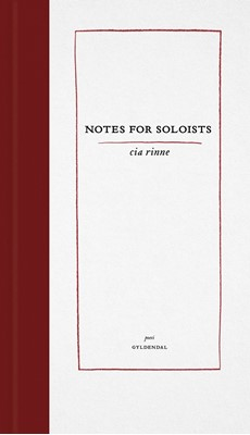 Notes for soloists Cia Rinne 9788702241464