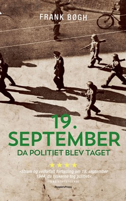 19. September PB Frank Bøgh 9788772005348