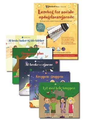 Vi Tænker! Lærerens bog og 5 hæfter samlet Kari Zweber Palmer, Ryan Hendrix, Michelle Garcia Winner, Nancy Tarshis 9788790333942
