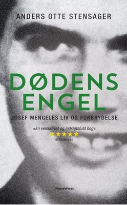 Dødens Engel, Josef Mengele PB Anders Otte Stensager 9788772005393