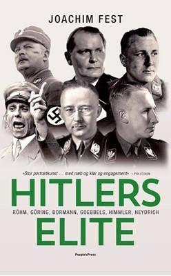 Hitlers Elite PB Joachim C. Fest 9788772005416