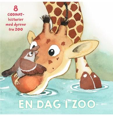 En dag i Zoo - 8 godnat-historier med dyrene fra Zoo Jan Mogensen 9788772050454