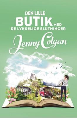 Den lille butik med de lykkelige slutninger Jenny Colgan 9788763856003