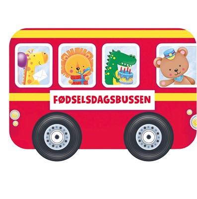 Fødselsdagsbussen  9788772050713
