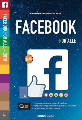 Facebook for alle Kristian Langborg-Hansen 9788778539403