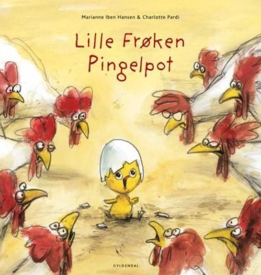 Lille Frøken Pingelpot Marianne Iben Hansen 9788702226010