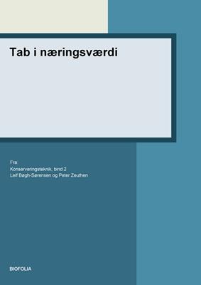 Tab i næringsværdi Peter Zeuthen, Leif Bøgh-Sørensen 9788791319778