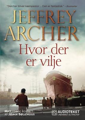 Hvor der er vilje Jeffrey Archer 9788711680292