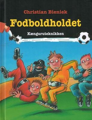 Kænguruteknikken Christian Bieniek 9788762729742