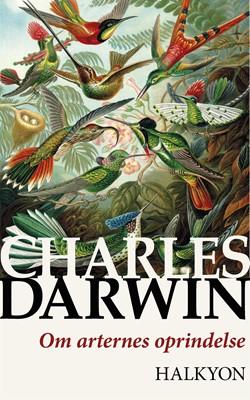 Om arternes oprindelse Charles Darwin 9788793276024