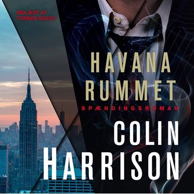 Havana-rummet Colin Harrison 9788772002828