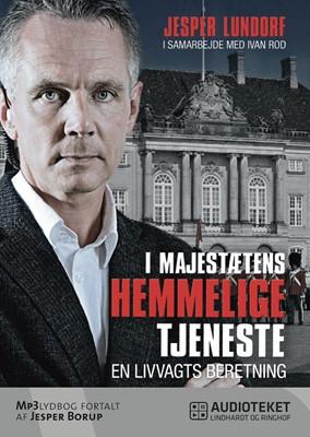 I majestætens hemmelige tjeneste Jesper Lundorf, Ivan Rod 9788711442944
