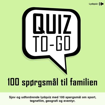 Lydquiz: 100 spørgsmål til familien Anders Jensen-Thomsen 9788799573059