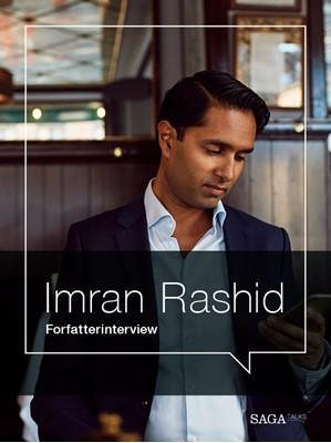 SLUK! Om at overleve i en digital verden - Forfatterinterview med Imran Rashid Imran Rashid 9788711820193