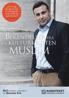 Bekendelser fra en kulturkristen muslim Naser Khader 9788711331378