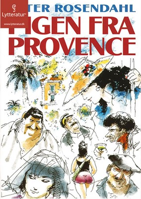 Pigen fra Provence Peter Rosendahl 9788771626933