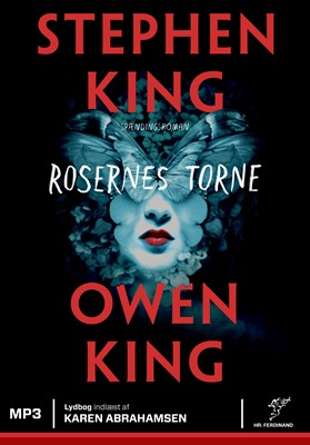 Rosernes torne Stephen  King, Owen King, Stephen King 9788740047738