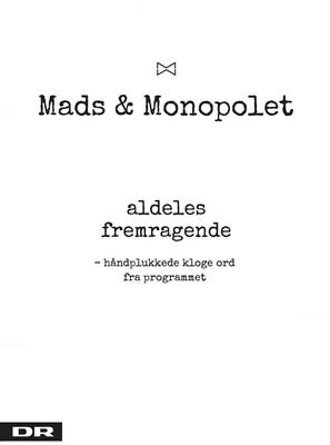 Aldeles fremragende Mads Steffensen 9788772001913