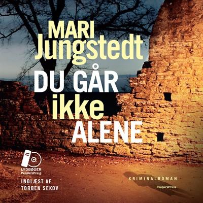 Du går ikke alene Mari Jungstedt 9788771803099