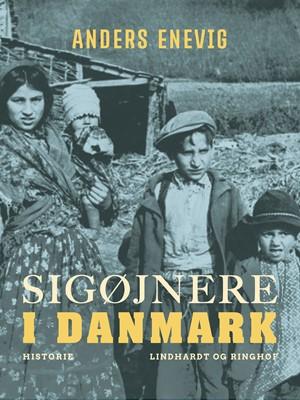 Sigøjnere i Danmark Anders Enevig 9788711862285